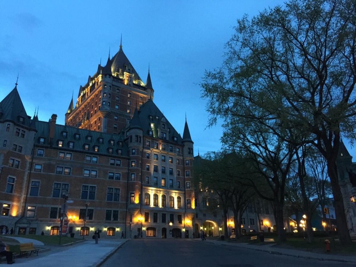 Itinerario por el Este de Canadá en 8  días
