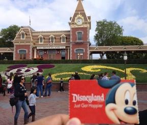 Boleto Disney