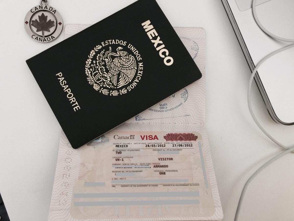 Permiso de entrada a Canadá SIN VISA para Mexicanos