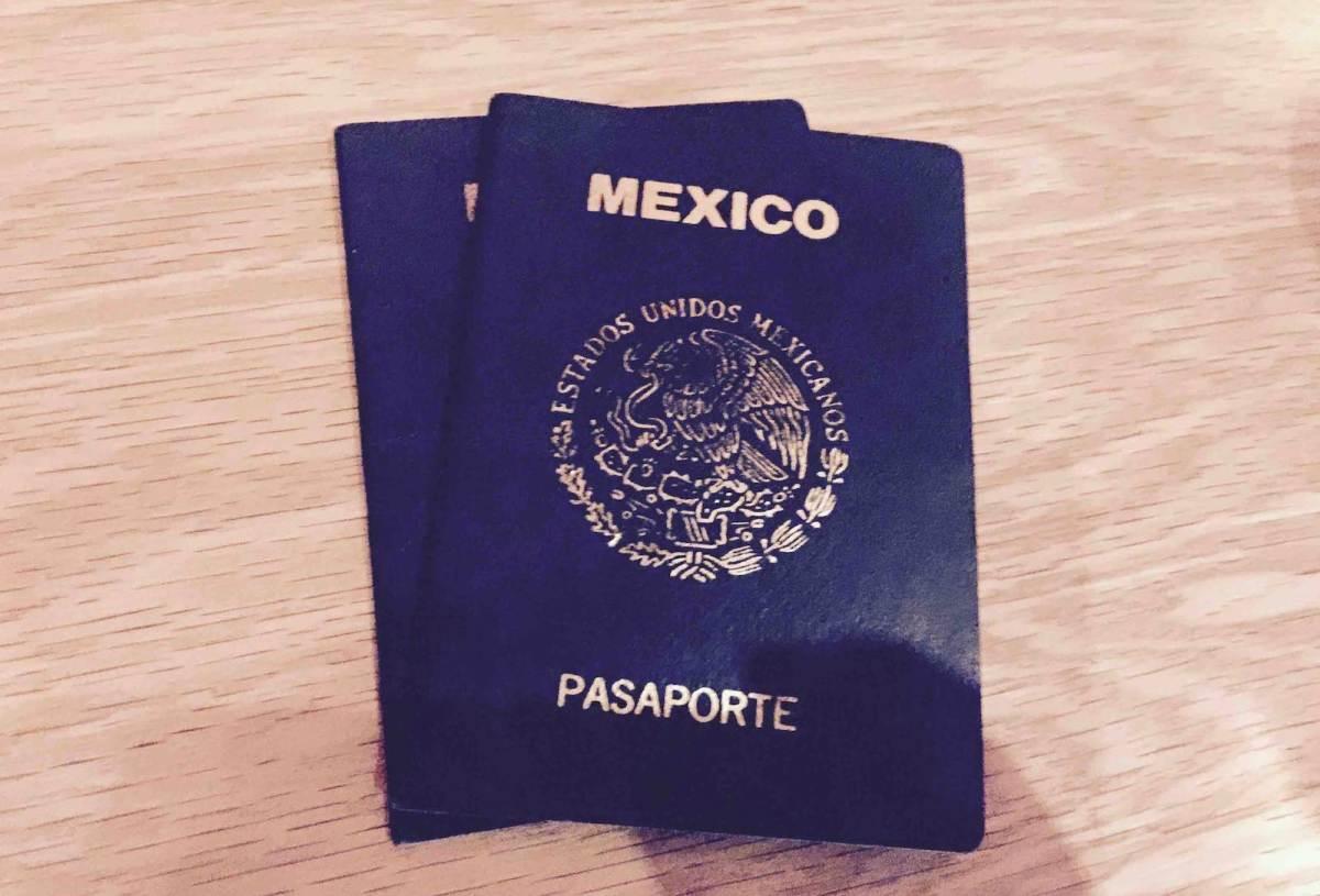 ¿Cómo tramitar el pasaporte Mexicano? Versión 2018