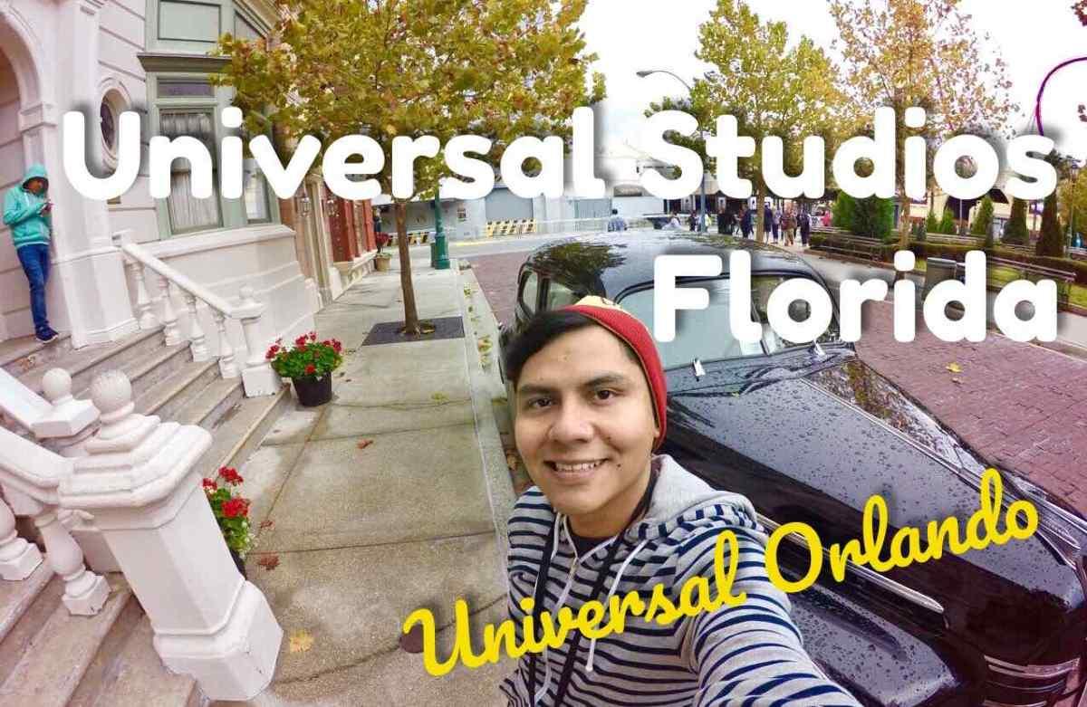 VIDEO: Universal Studios Florida
